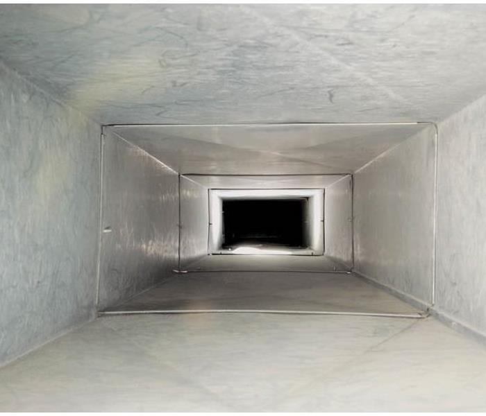 Commercial General Air Duct Tips - SERVPRO 2018