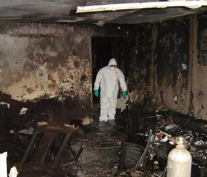 Fire Restoration Using Ozone Generators Servpro Of