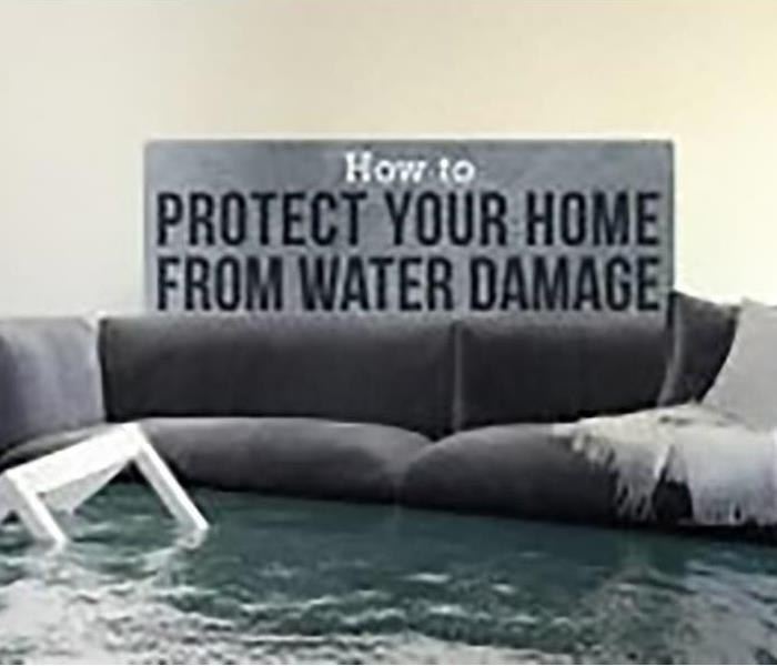 Water Damage Tips to Prevent Water Damage - Pay Attention to Tip 3!