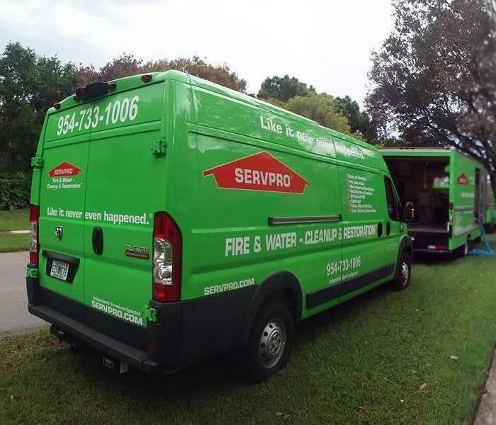 Storm Damage SERVPRO Emergency Ready Profile