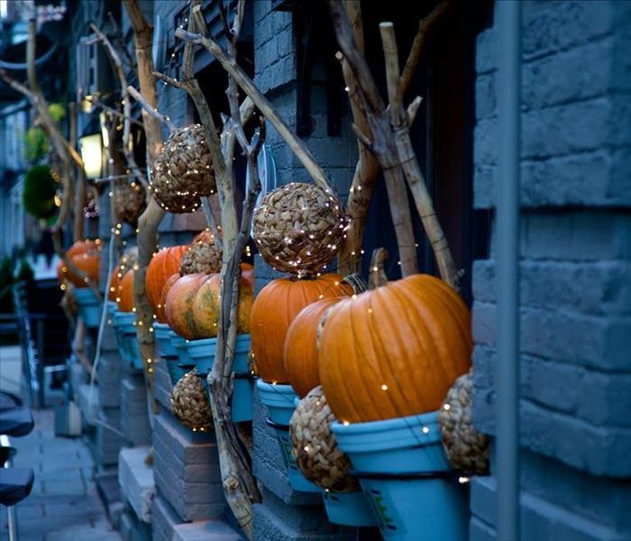 Commercial Halloween Vandalism and Your Business