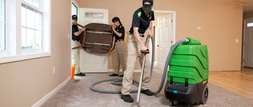 Plantation, FL residential restoration cleaning